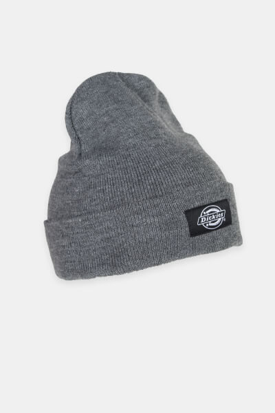 Dickies Knitted Beanie Hue Dark Grey Melange