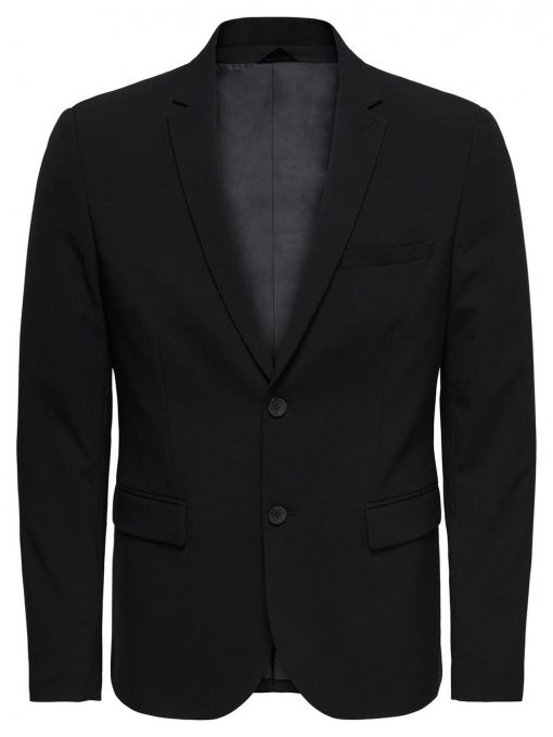 ONLY & SONS Slim Blazer Mænd Sort
