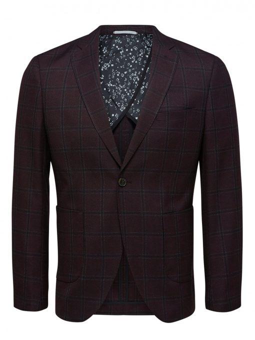 SELECTED Tailored - Blazer Mænd Brun
