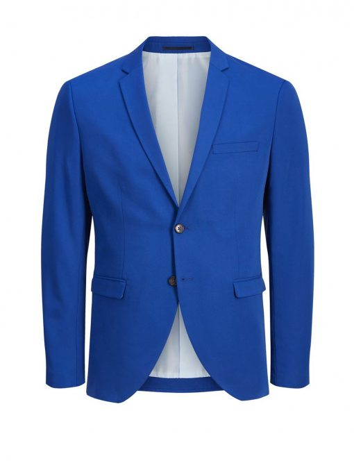 JACK & JONES Super Slim Fit Blazer Mænd Blå