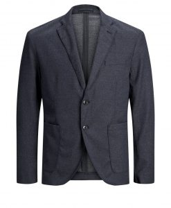 JACK & JONES To Knapper Blazer Mænd Blå