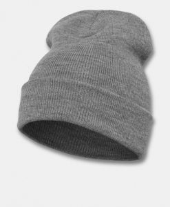 Flexfit Heavyweight Long Beanie Hue Grey