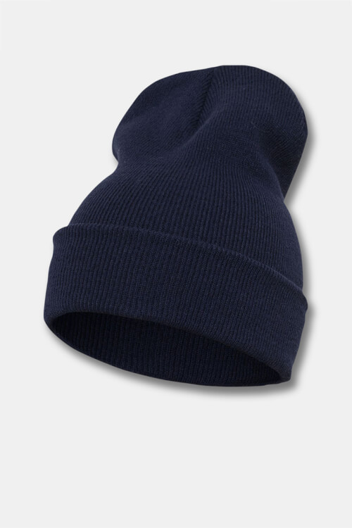 Flexfit Heavyweight Long Beanie Hue Navy