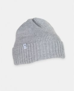 RVLT Beanie Hue Light Grey