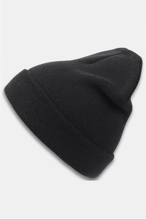Atlantis Wind Beanie Hue Black