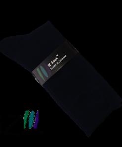 Bambus sokker, lækker kvalitet fra iZ Sock. Marineblå Str. 39 - 41