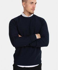 Minimum Curth Strik Navy Blazer