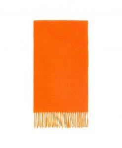J.LINDEBERG Champ Wool Tørklæde Mænd Orange