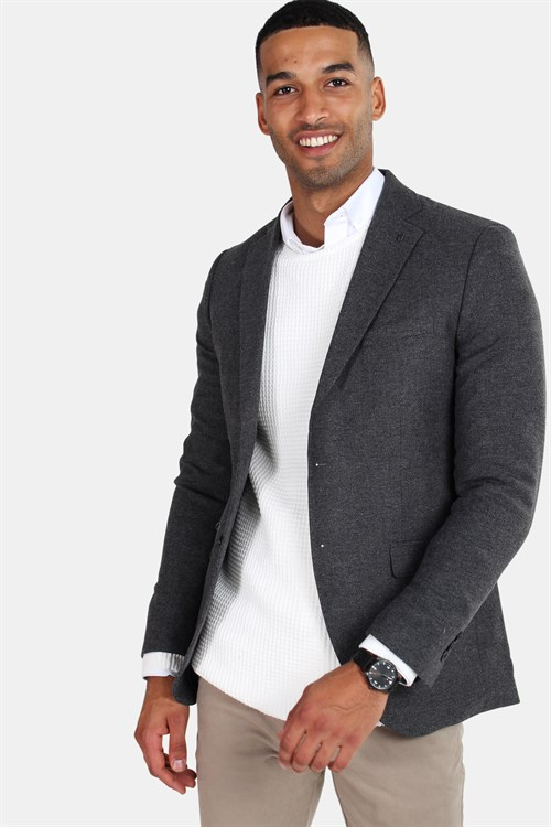 Jack & Jones Amsterdam Blazer Dark Grey