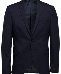 SELECTED Slim Fit Blazer Mænd Blå