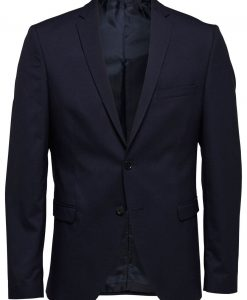 SELECTED Slim Fit Blazer Mænd Blå