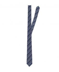 J.LINDEBERG Lalle Silk Stripe Slips Mænd Blå
