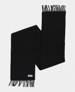 Le Fix Scarf Black