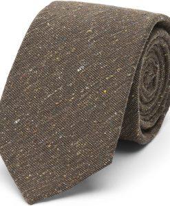 An Ivy - Dark Brown Textured Slips