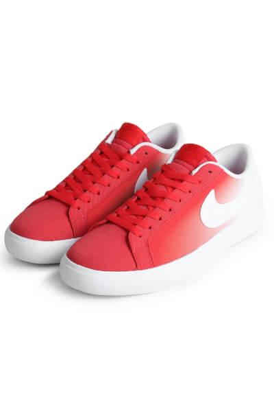 Nike SB Blazer Vapor TXT Track Red/White