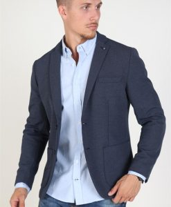 Selected Slim-Hiken Blazer Dark Navy