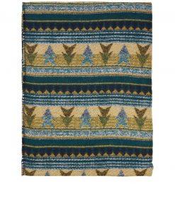 JACK & JONES Navajo Vævet Tørklæde Mænd Grøn