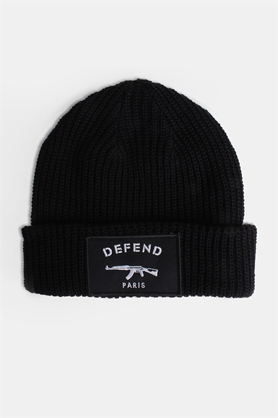 Defend Paris Biny Hue Black
