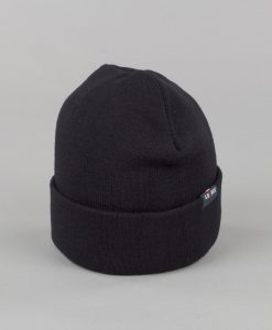 Le Fix Beanie Clean Black