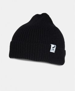 Fat Moose Fat Beanie Black