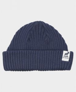 Fat Moose Fat Beanie Hue Navy