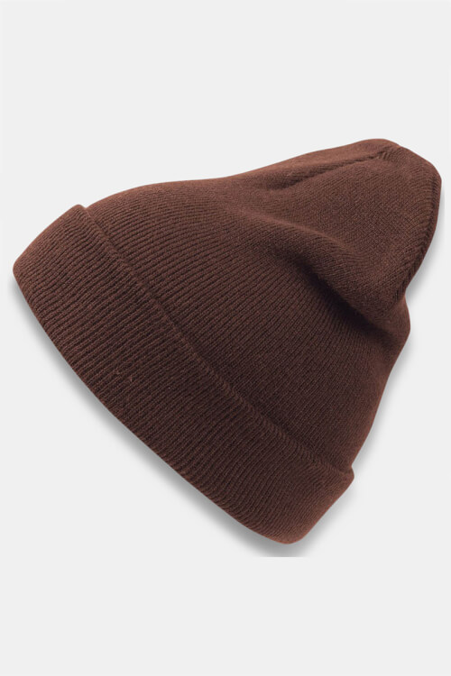Flexfit Atlantis Wind Beanie Hue Brown