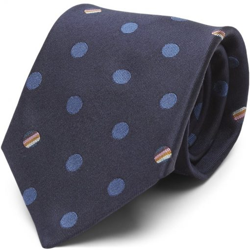 Paul Smith Accessories 552M A40536 Slips Navy