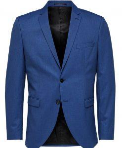 SELECTED Slim Fit - Blazer Mænd Blå