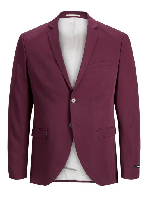 JACK & JONES Super Slim Fit Blazer Mænd Lilla