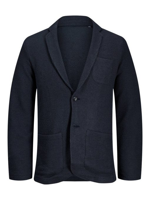 JACK & JONES Sweatkvalitet Blazer Mænd Blå