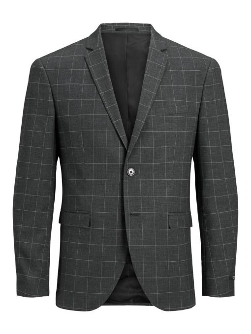JACK & JONES Super Slim Fit Blazer Mænd Grå