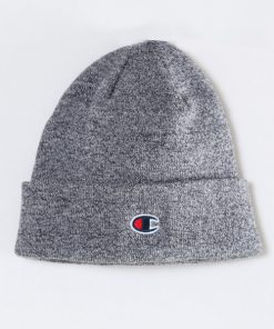 Champion Beanie Hue Dark Grey Melange