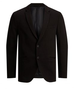 JACK & JONES Phil Jersey Blazer Mænd Sort