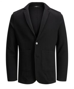 JACK & JONES Sweat Blazer Mænd Sort