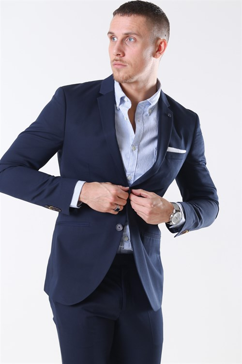 Jack & Jones Vincent Blazer Dark Navy