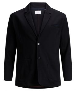 JACK & JONES Sweat Plus Size Blazer Mænd Sort