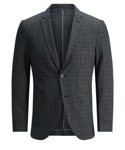 JACK & JONES To Knapper Slim Fit Blazer Mænd Blå