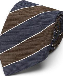 Paul Smith Accessories OTIE E40829 Slips Navy/brun