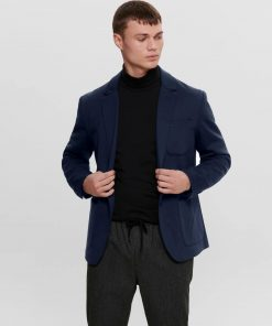 Performance Blazer - Navy