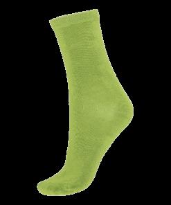 Socks CPH- Damestrømpe. Bambus-Grøn
